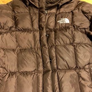 THE NORTH FACE Women's Parka, 600 Fill Down, XS
